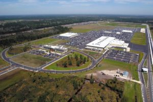Southeast Toyota Vehicle Processing Facility