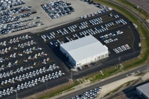 Amports Vehicle Processing Facility