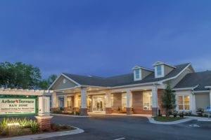 Arbor Terrace San Jose Memory Care Facility