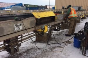 BNSF 2016 Rail Plant Improvements