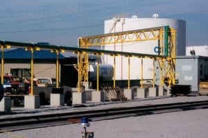 CSX Locomotive Service Center