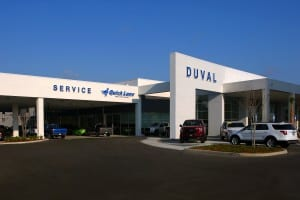New Duval Ford Dealership