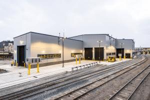 CSX Locomotive Shop Expansion