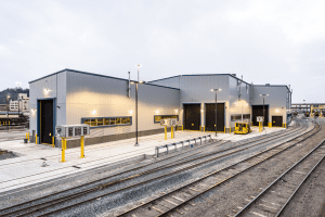 CSX Locomotive Shop Expansion